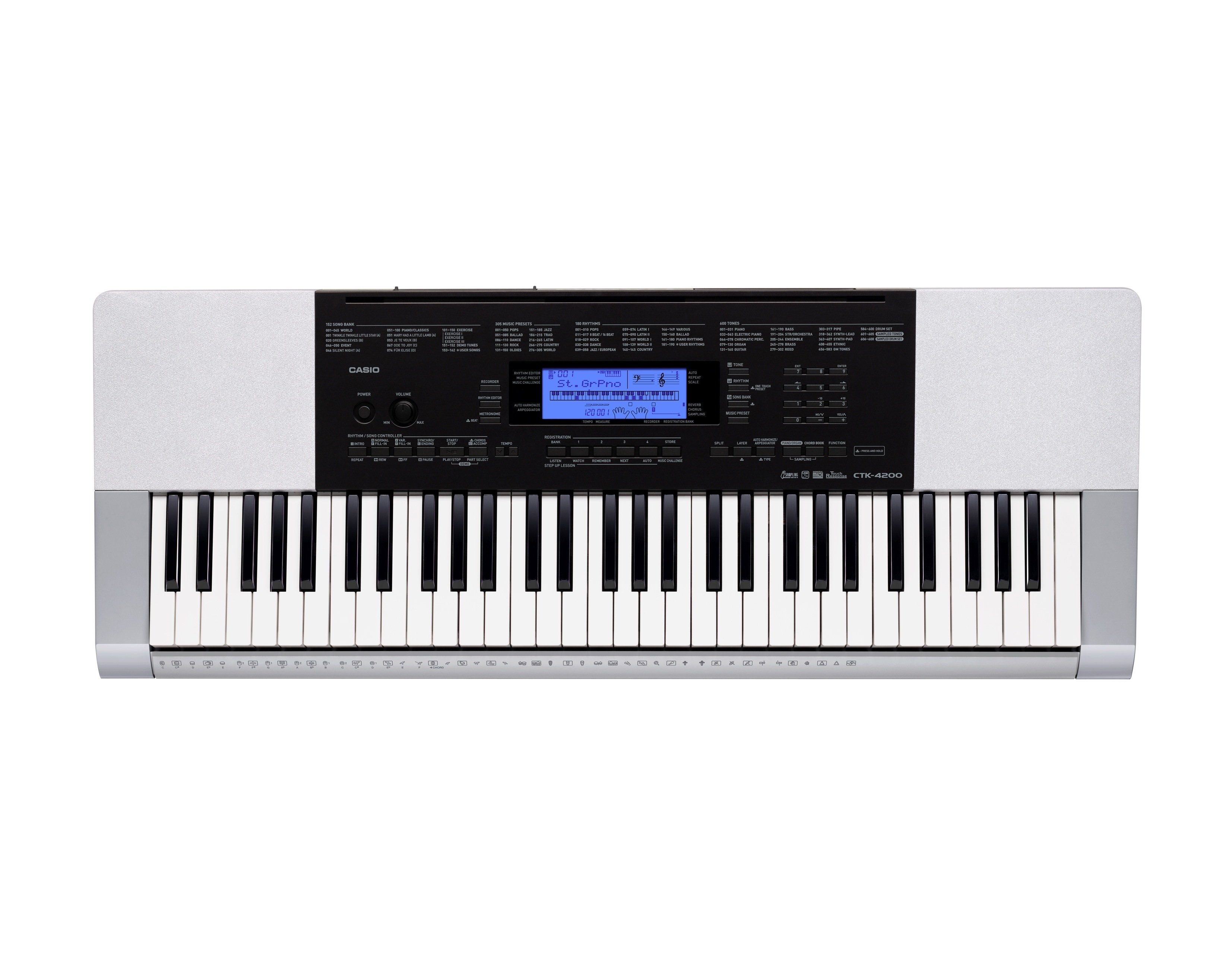 Casio CTK 4200