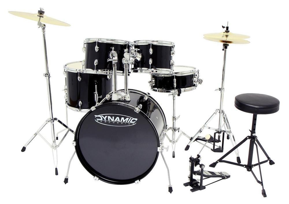 GEWApure Drumset Dynamic TWO Set 2
